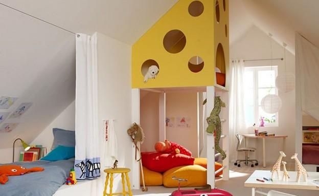 עליות גג, צעצוע (צילום: www.ackbbq.com)