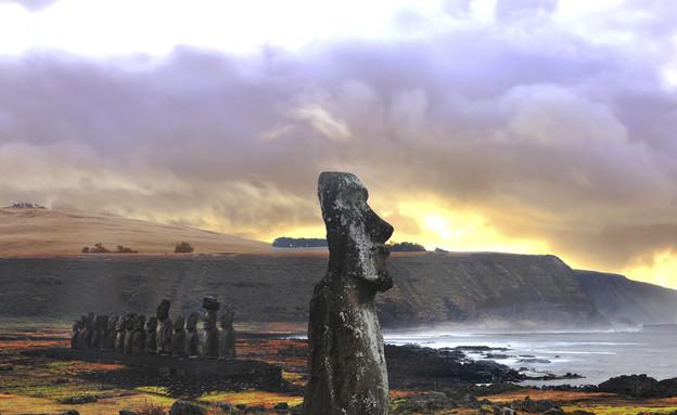 איי פסחא, מקומות נעלמים (צילום: אימג'בנק / Thinkstock)