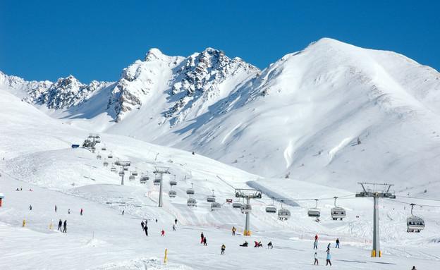 פאסו טונל סקי, סקי לכל כיס