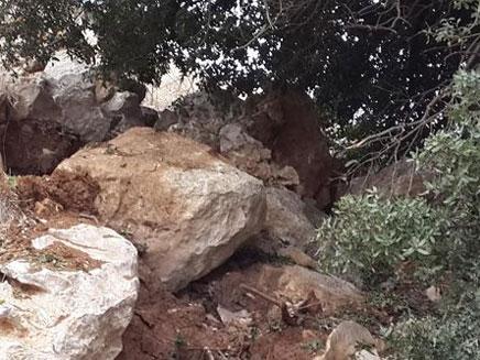הירי התועה מסוריה נמשך