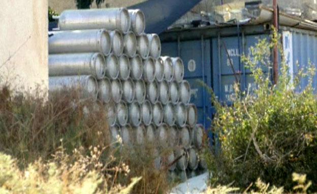 סכנה מתחת לבית: גז פיראטי (צילום: חדשות 2)