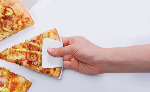 אריזות טייק אווי מיוחדות (צילום: Paper-Dish)