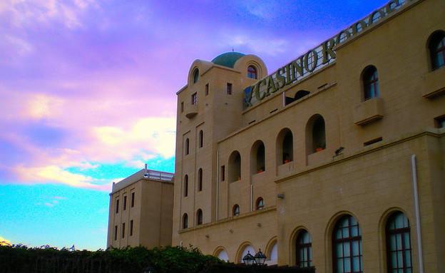 """הנוף ממלון """"ארמון השושנים"""", רודוס בחורף (צילום: קווינקו)"""