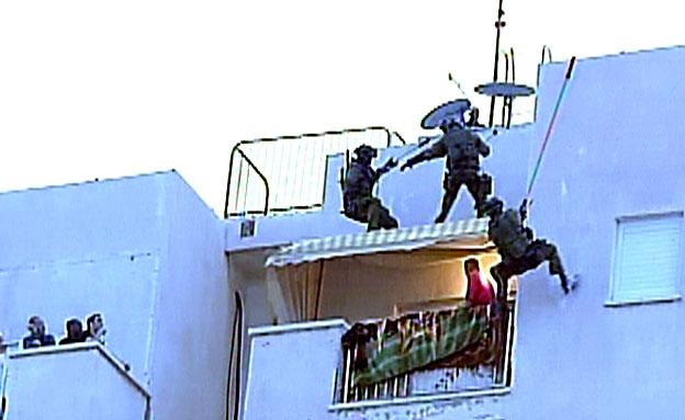 חילוץ אשקלון (צילום: חדשות 2)