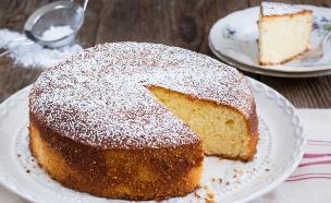 עוגת תפוזים של פעם פרווה (צילום: בני גם זו לטובה, אוכל טוב)