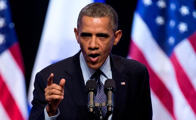 ברק אובמה (צילום: AP)