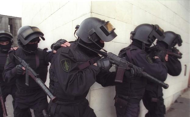 יחידת אלפא הרוסית (צילום: יחידת אלפא הרוסית)