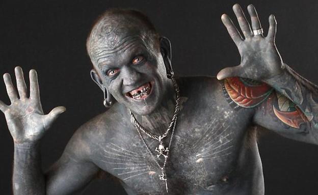 לאקי דיאמונט ריץ'  (צילום: http://culturetown.org)