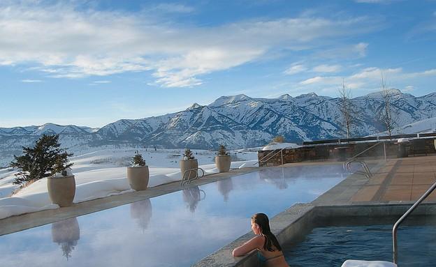 מלון אמנגני, ג'ייסון הול, מלונות בהרים (צילום: luxist.com)