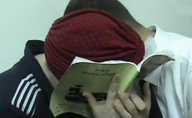 """האם המרעיבה בביהמ""""ש. ארכיון (צילום: חדשות 2)"""