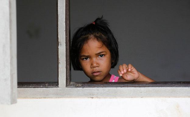 ילדים בתעשיית המין (צילום: רויטרס)