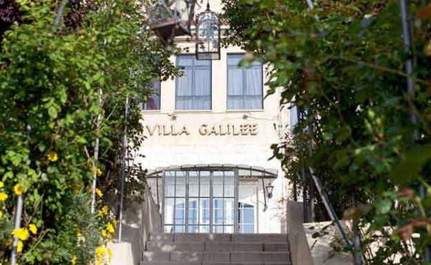 וילה גליליי - מלון בוטיק באוירה צרפתית (צילום: אלעד שריג)