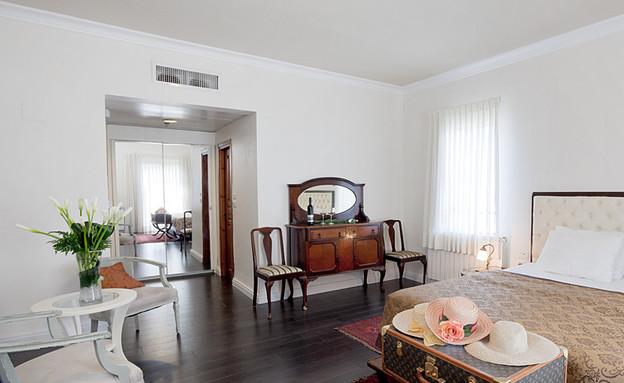 חדרי אירוח מלון בוטיק וילה גליליי (צילום: אלעד שריג)