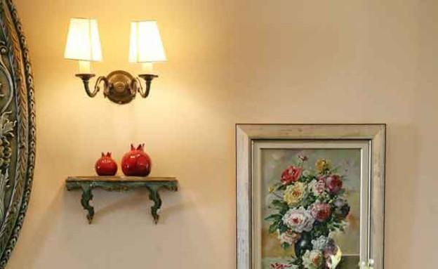וילה גליליי- מלון בוטיק וספא עיצוב צרפתי קלאסי (צילום: אלעד שריג)