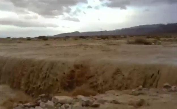 נחל חבר (צילום: חדשות 2)