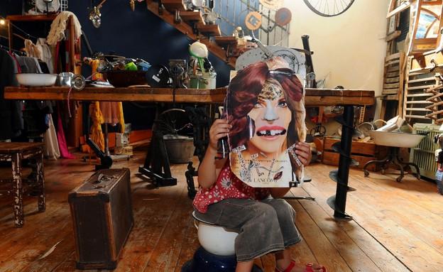 מוזיאון קצת אחר, ומאוד מיוחד. מעבדאדא בעין הוד (צילום: רענן טל)