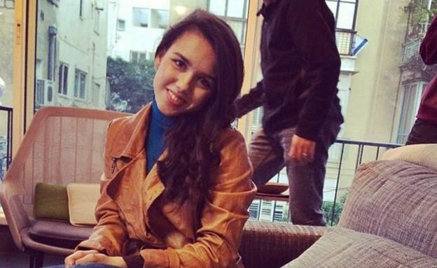 טינה איברגימוב מוכנה לחורף (צילום: מתוך חשבון האינסטגרם של אסי עזר: #assiazar, instagram)