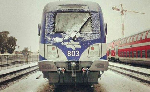 רכבת נוספת - היום ב-16:00 (צילום: פייסבוק רכבת ישראל)