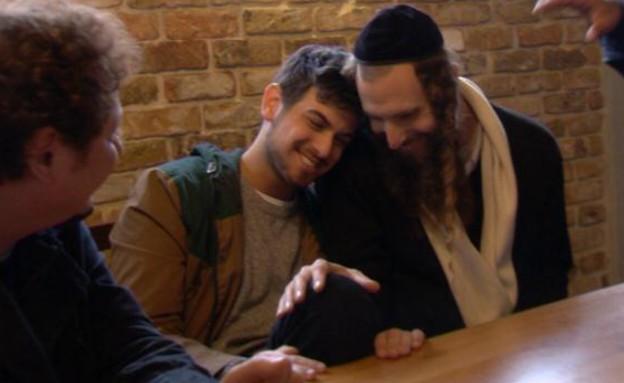 עומר והאחים גת בוחרים שיר לדואט (תמונת AVI: mako)