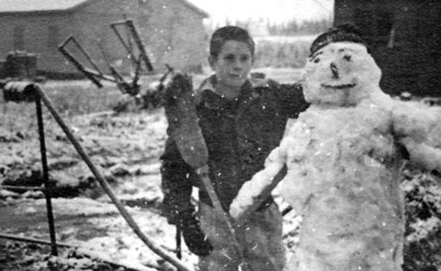 כך זה נראה בשנות ה-50 (צילום: ארכיון גן שמואל, מתוך פיקוויקי)
