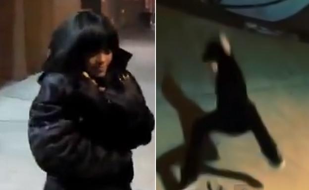 הפאדיחות של ריהאנה וביבר (צילום: צילום מסך מאתר youtube)