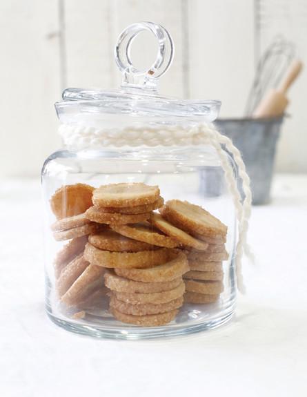עוגיות חמאה אורן בקר (צילום: אפיק גבאי, אוכל טוב)