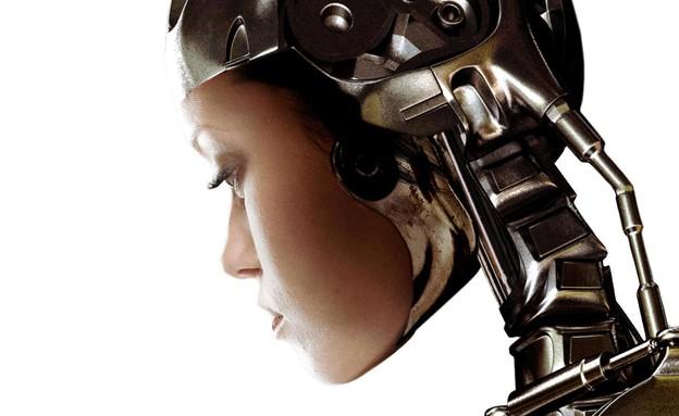 אישה רובוט (צילום: Ahmed Bekeer)