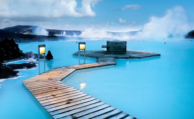 הלגונה הכחולה באיסלנד (צילום: sushi-suzuki.com)