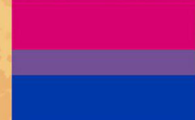 דגל הגאווה - bisexualpride