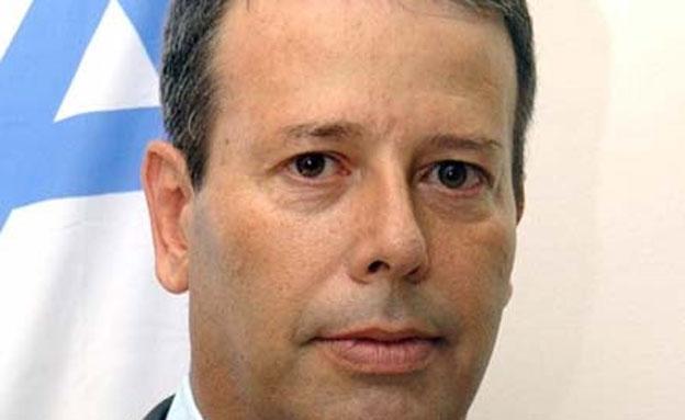 ראש עיר - וחבר טוב. שמעון גפסו (צילום: חדשות 2)