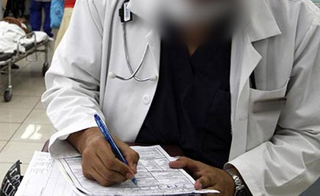הרופא הוקלט עי המטופלת. אילוסטרציה (צילום: רויטרס)