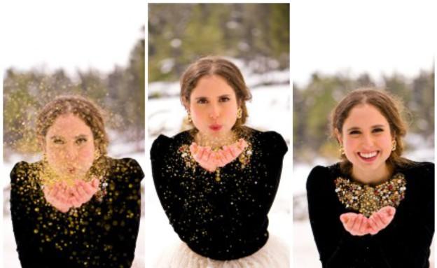 הפקת סופה חתונות (צילום: Lauren Newman Photography)