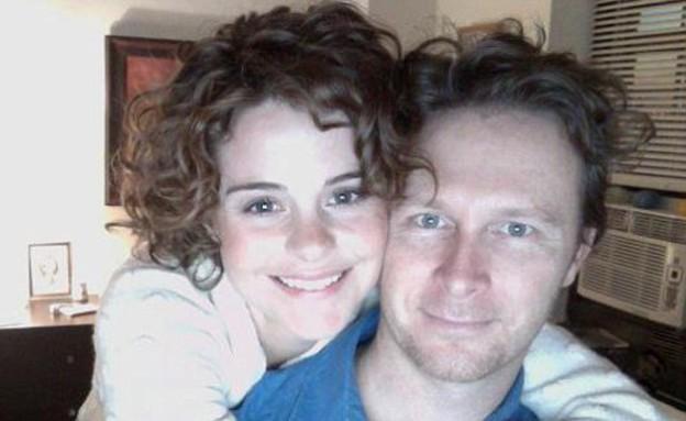 סאלי גיפורד פייפר ובעלה טים פייפר (צילום:  Photo by Flash90)