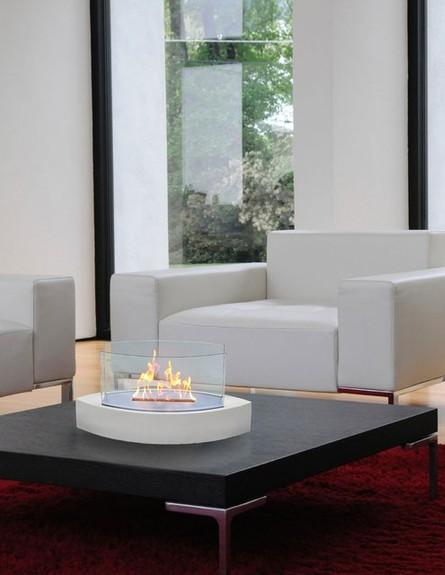 בית חם, אח שולחן (צילום: amazon.com)