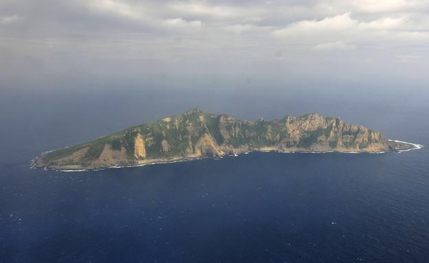 איי המריבה (צילום: ap)