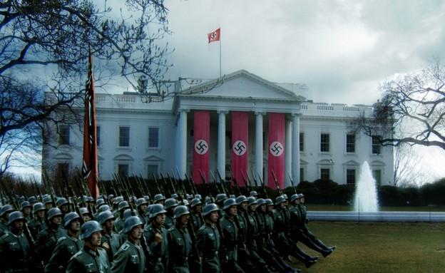 הנאצים בבית הלבן (צילום: http://www.glogster.com/)