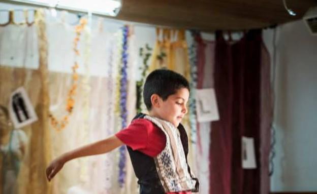 איתן, רקדן בלט בן 6 (צילום: משה אליהו, KateRiep_Godbye)