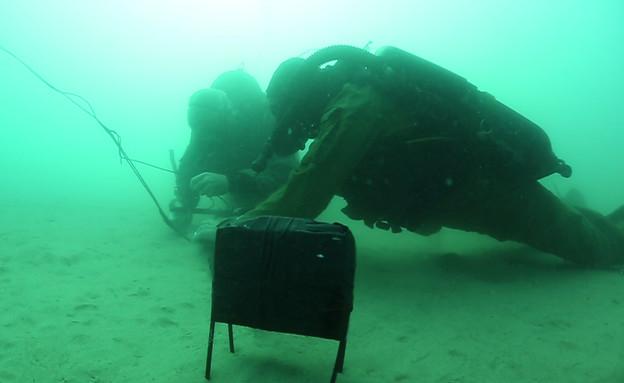 פעילות מתחת למים