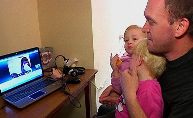 צפו בסיפורה של המשפחה (צילום: חדשות 2)