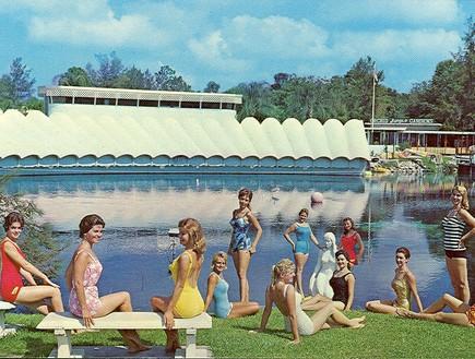 בנות הים ב-1960, פרק וויקי וואטצ'י