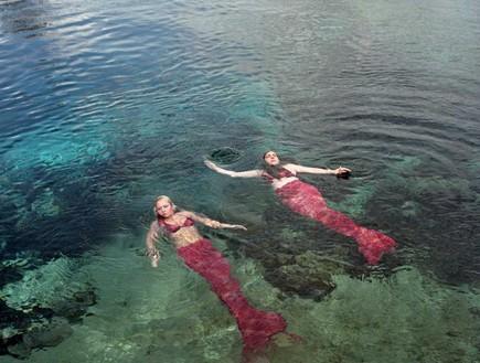 מתאמנות באגם, פארק וויקי וואטצ'י