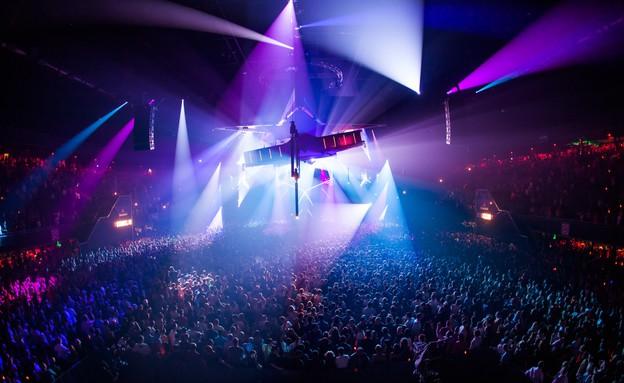 לילות אמסטרדם, זיגו דום (צילום: Tom Doms)
