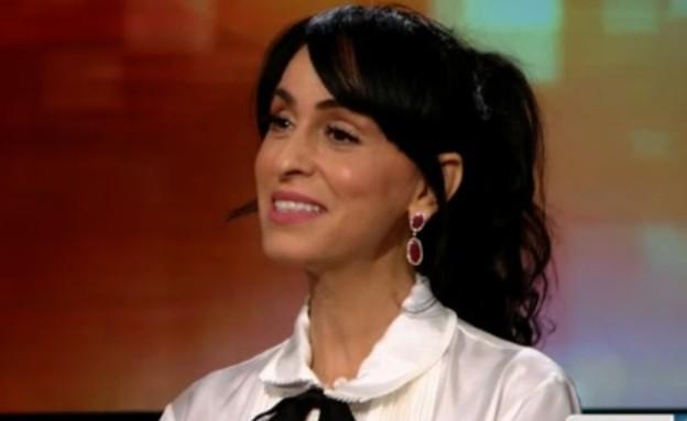 ריטה בסי אן אן (צילום: צילום מסך CNN)