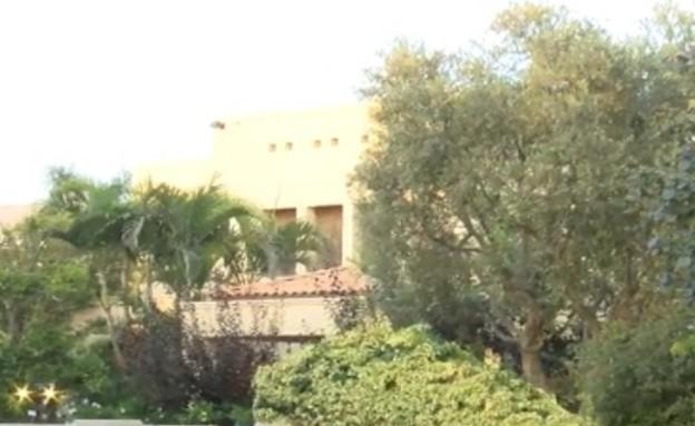 הווילה של נוחי דנקנר (צילום: צילום מסך, גלובס)