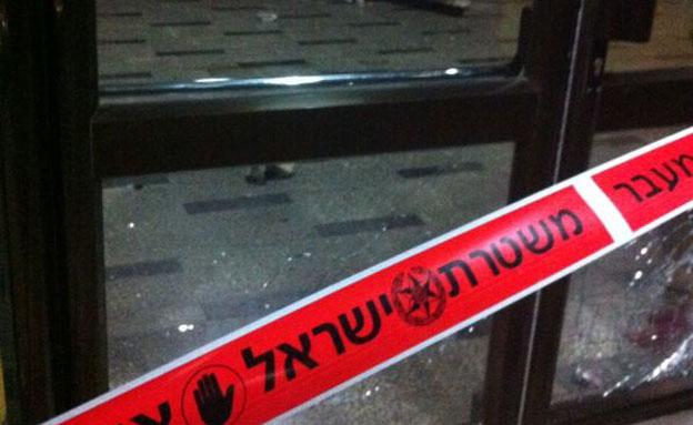 השגריר התלונן, האבטחה לא תוגברה (צילום: עמית כהן)