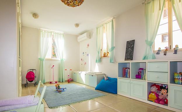 רוית רוד, חדר ילדים עגלה (צילום: hands)