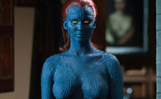 ג'ניפר לורנס אקס מן (צילום: 20th Century Fox)