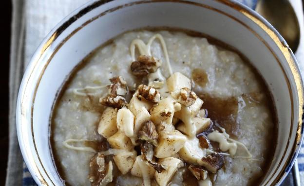 פודינג אורז (צילום: אפיק גבאי, פשוט לבשל בריא, הוצאת כלטקסט)