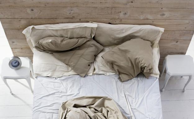 סידור מיטה, מיטה (צילום: thinkstockphotos.com)