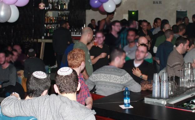 הומואים דתיים לשימוש גאווה בלבד (צילום: תומר ושחר צלמים)